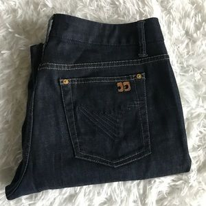 Joe's Jeans Muse Fit Dark Wash Denim